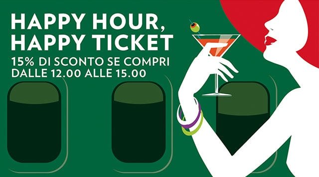 Happy Hour Alitalia