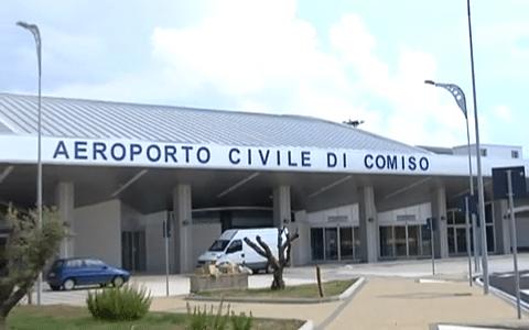Aeroporto Civile di Comiso