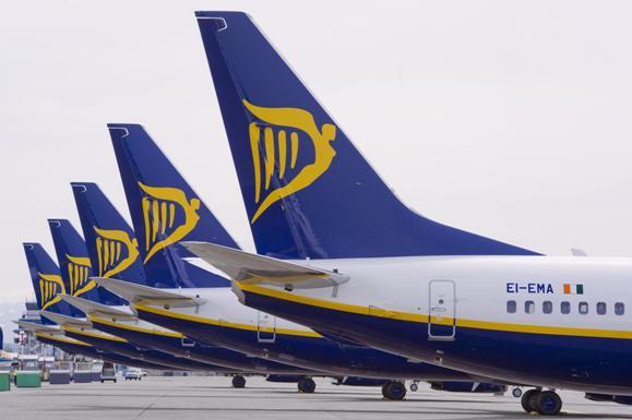 Flotta Ryanair