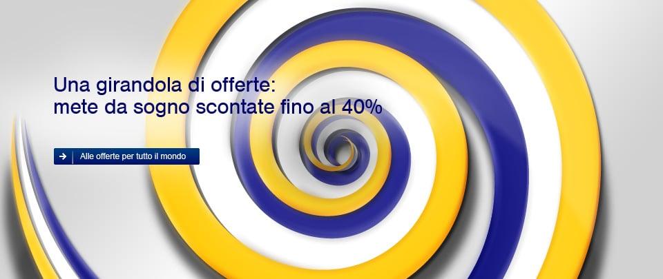 Una girandola di offerte: prezzi pazzi Lufthansa