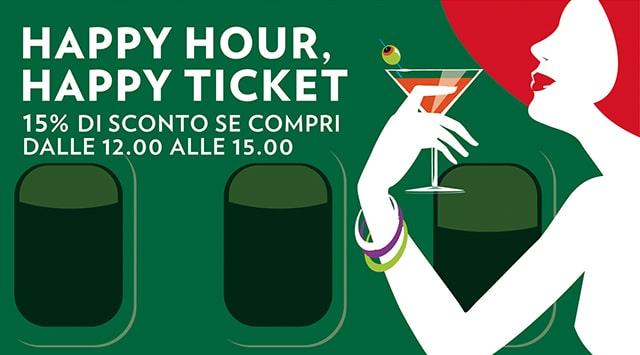 Happy Hour Alitalia