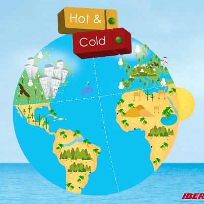 Concorso Iberia Hot&Cold