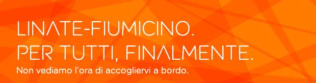Voli low cost Linate Fiumicino easyJet