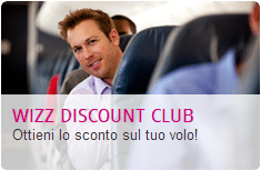 Wizz Discount Club